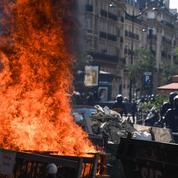 Les cafés et restaurants d'Île-de-France inquiets face aux manifestations à répétition