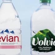 Danone franchit un cap sur les bouteilles recyclées