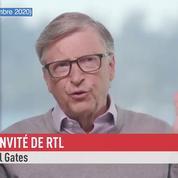 Pour Bill Gates, les pays riches auront surmonté l'épidémie de covid-19 en 2021
