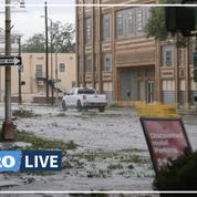 L'ouragan Sally a frappé le sud-est des États-Unis ce mercredi