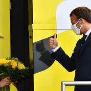 Après les critiques des écologistes, Macron fait l'éloge du Tour de France