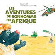 Une bande dessinée pour expliquer la vie des militaires aux enfants