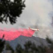 Un observatoire historique menacé par les flammes aux portes de Los Angeles