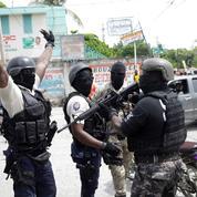 Nouvelle manifestation de policiers en Haïti
