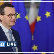 La Pologne propose un fonds de l'UE pour le Bélarus d'«au moins un milliard d'euros»