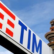 Tim chute à Milan sur un risque de «non» de l'UE à un réseau unique