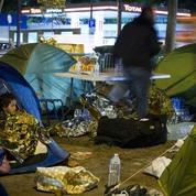 Un millier d'enfants ont dormi à la rue la veille de la rentrée scolaire