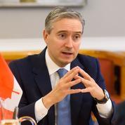 Le Canada fait une croix sur le libre-échange avec la Chine