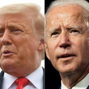 Trump et Biden, duel à distance dans le Minnesota
