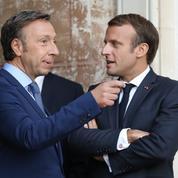 Macron en visite dans le Gers pour célébrer les Journées du patrimoine