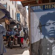 Au Maroc, la légende de Jimi Hendrix continue 50 ans après sa mort