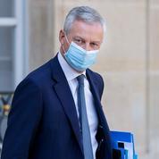 Bruno Le Maire testé positif au coronavirus