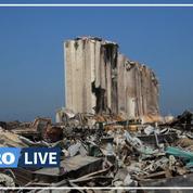 Explosion à Beyrouth : plus de 85.000 locaux ont été endommagés