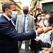 La popularité d'Emmanuel Macron remonte légèrement, à 38% d'opinions positives
