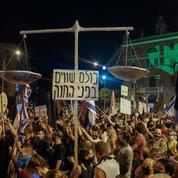 Jérusalem: première manifestation anti-Netanyahu depuis le reconfinement