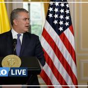 Le président colombien appelle à agir contre Maduro pour «ses crimes contre l'humanité»