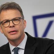 Deutsche Bank, citée dans des révélations de blanchiment, s'enfonce de plus de 8%