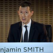 Air France-KLM : les aides permettront de «tenir moins de 12 mois», estime Ben Smith