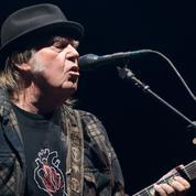 Neil Young dévoile le tracklisting de ses Archives