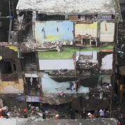 Effondrement d'un immeuble en Inde: au moins 26 morts
