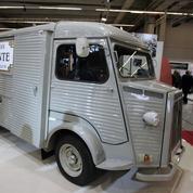 Un carrossier italien redonne vie au célèbre fourgon Citroën Type H
