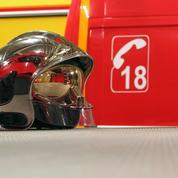 Important incendie d'un centre de déchets à Colmar, pas de victime