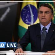 Jair Bolsonaro dénonce à l'ONU une «brutale campagne de désinformation» sur l'Amazonie