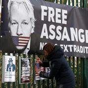 Julian Assange dit «entendre des voix» en prison