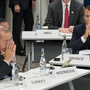 Méditerranée: Erdogan appelle Macron à adopter une «attitude constructive»