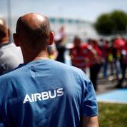 Le PDG d'Airbus n'exclut plus des licenciements secs