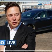 Elon Musk promet une Tesla à 25.000 dollars dans trois ans