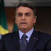 Brésil : la popularité de Bolsonaro continue d'augmenter