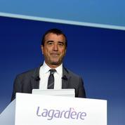 Bernard Arnault achète 5% du capital de Lagardère