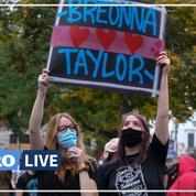 États-Unis : aucun policier poursuivi pour avoir tué Breonna Taylor
