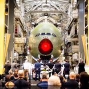 Le tout dernier Airbus A380 a été assemblé à Toulouse