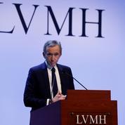 Bourse: Lagardère s'envole de 28% après une prise de participation de Bernard Arnault