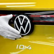 Volkswagen annonce investir 15 milliards d'euros en Chine dans l'électrique avec ses co-entreprises