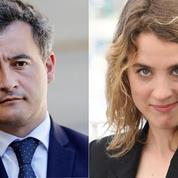 Adèle Haenel sur Gérald Darmanin: «Sa nomination est une insulte à une partie de la population»