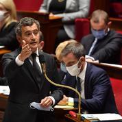 Attaque au hachoir à Paris: «Il y a un drame des mineurs isolés», selon Darmanin