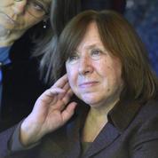 La lauréate du prix Nobel de littérature Alexievitch a quitté le Bélarus pour se faire soigner