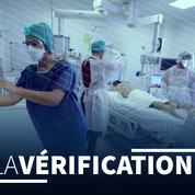 Covid-19 : du personnel soignant quitte-t-il l'hôpital public ?