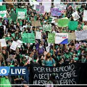 Mexique: marche pour réclamer la légalisation de l'avortement