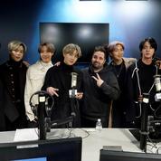 Le label musical du groupe BTS, roi de la K-pop, bientôt en Bourse