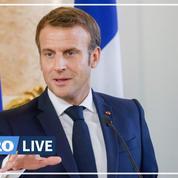 Macron préoccupé par des messages «guerriers» de la Turquie sur le Karabakh