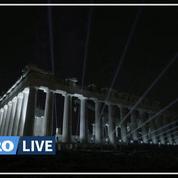 Athènes offre un nouvel éclairage à son Acropole, phare de la civilisation