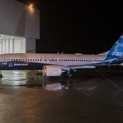 Vol crucial pour l'avenir du Boeing 737 Max