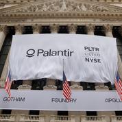 L'énigmatique société Palantir fait des débuts en trombe à Wall Street