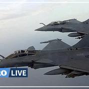 Bruit d'explosion à Paris : l'avion de chasse était en «mission d'interception»
