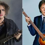 Des lives inédits de Paul McCartney, Muse et The Cure sur YouTube pour aider les ados atteints de cancer