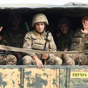 L'Azerbaïdjan va combattre jusqu'au «retrait total» des Arméniens du Karabakh